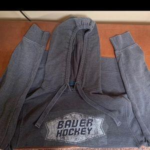Bauer vintage light hoodie